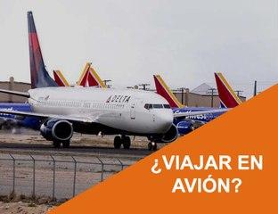 Cápsula 30 - ¿Viajar en Avión?
