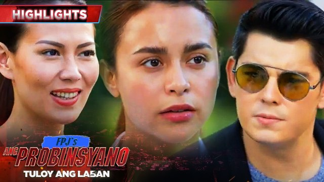 Alyana gets nervous with her new job with Lito | FPJ's Ang Probinsyano