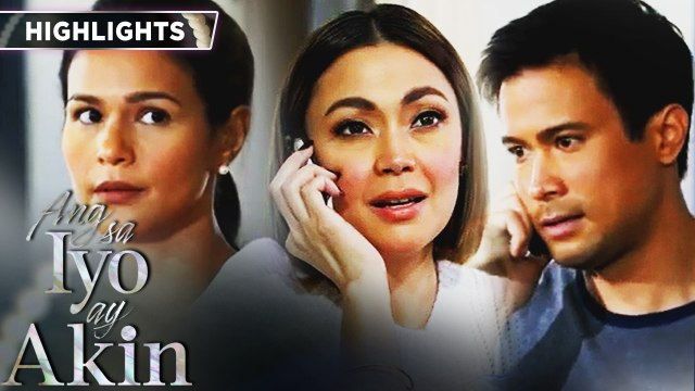Ellice continues to be uncomfortable with Gabriel's connection with Marissa | Ang Sa Iyo Ay Akin
