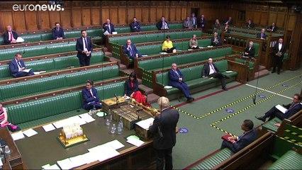 Sieg für Johnson: Britisches Parlament für Gesetzesentwurf