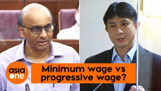 TLDR: Minimum wage or progressive wage? What's the difference?