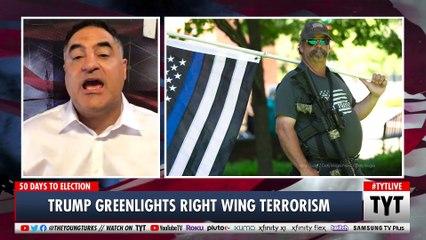 Trump Applauds Police Retribution Shooting