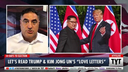 REVEALED: Trump's 'Love Letters' With Kim Jong Un