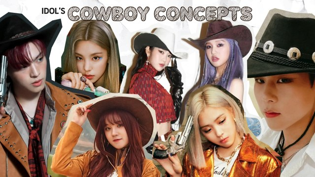 [Pops in Seoul] Idol's Cowboy Concepts [K-pop Dictionary]