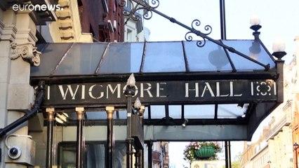 """شاهد: دار """"ويغمور هال"""" الشهيرة للعروض الفنية تعيد فتح أبوابها للجمهور في لندن"""