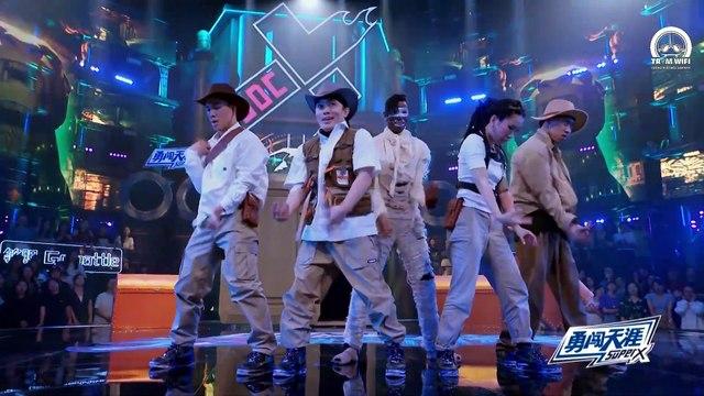 [FULL VIETSUB] BƯỚC NHẢY ĐƯỜNG PHỐ MÙA 3 - TẬP 08 - STREET DANCE OF CHINA SS3 - PART 3