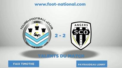 TALENT FOOT NATIONAL - 2ème journée U19 National Groupe C