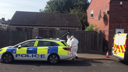 Police search garages in hunt for missing teenager