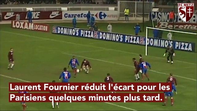 PSG - Metz, l'instant rétro !