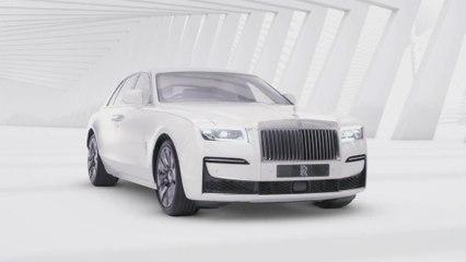 سيارة جوست الجديدة من رولز-رويس - التصميم الخارجي