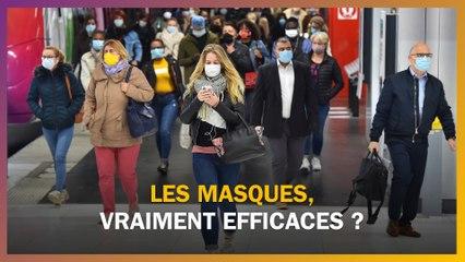 Les masques, vraiment efficaces ?