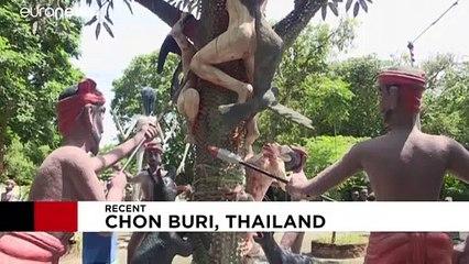Templos peculiares na Tailândia