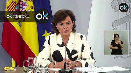 El Gobierno aprueba la ley que ilegalizará a la Fundación Franco, pero no al PCE, ERC o Bildu