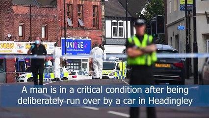 Attempted murder investigation on North Lane, Headingley