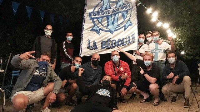 PSG - OM avec les supporters