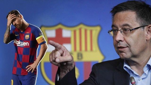 Pourquoi le FC Barcelone aurait bien aimé que Lionel Messi quitte le club | Oh My Goal