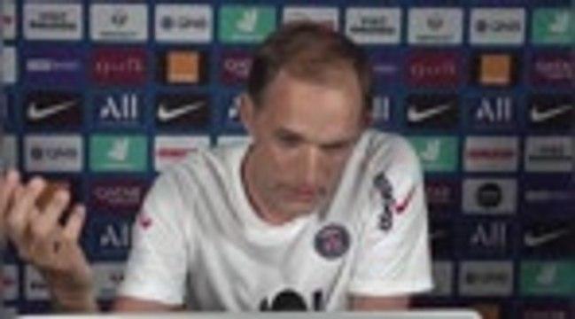 """PSG - Tuchel : """"Diallo et Dagba doivent se battre pour une place"""""""