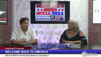 WELCOME BACK TO AMERICA - EPISODE 7