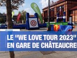 A la Une : Coup de chaleur dans la Loire / Les appelons résignés au port du masque / Le train de la coupe du monde 2023 en gare de Saint-Etienne / Le GIGN s'introduit pas erreur chez elle - Le JT - TL7, Télévision loire 7