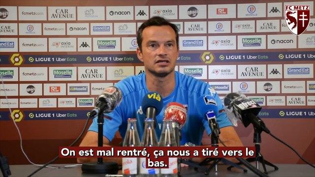 PSG - Metz, la conférence d'avant-match