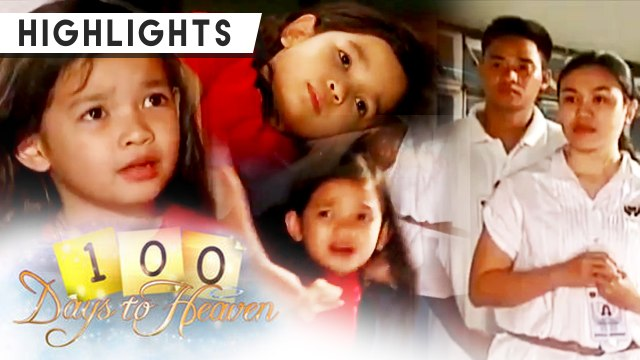 DSWD personnel takes Anna away | 100 Days To Heaven