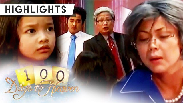 Sophia pretends to be Anna's grandmother | 100 Days To Heaven