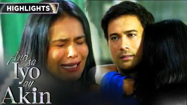 Ellice asks for Gabriel's forgiveness | Ang Sa Iyo Ay Akin