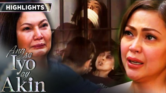 Marissa shares to Lucing her horrible experience in prison | Ang Sa Iyo Ay Akin