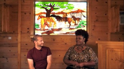 HEALING HEARTS WITH CULTURAL ARTS-HOPE & THE TRUTH-EPISODE 2 ARETHA HARDEN INTERVIEW