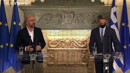 Conflito turco-grego: Conselho Europeu diz que acordo está para breve