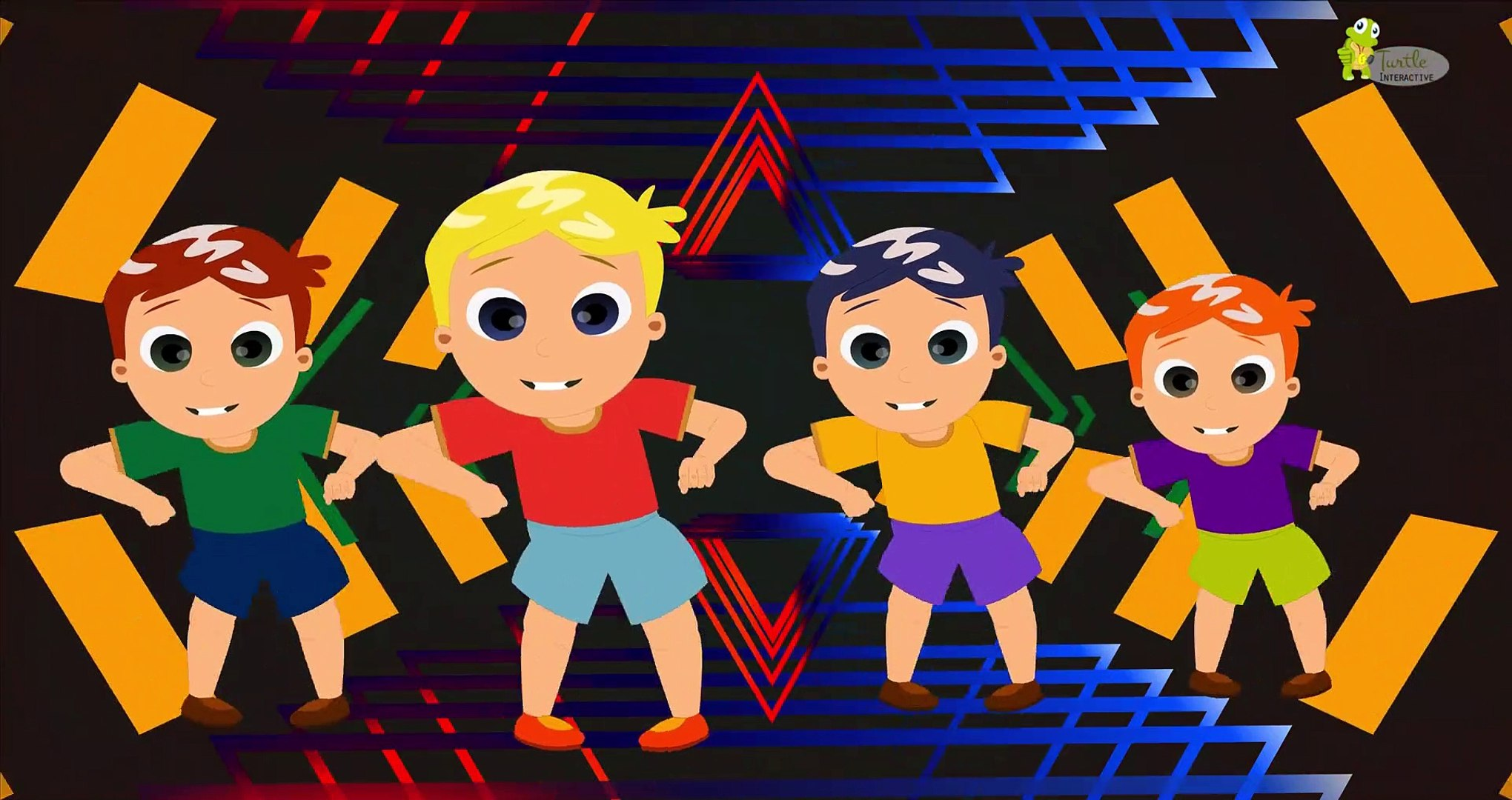Skip To My Lou - Kids Nursery Rhyme with Lyrics - Education Park