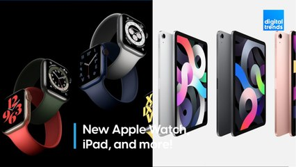 Apple just teased a host of new gadgets along with an integrated fitness service.