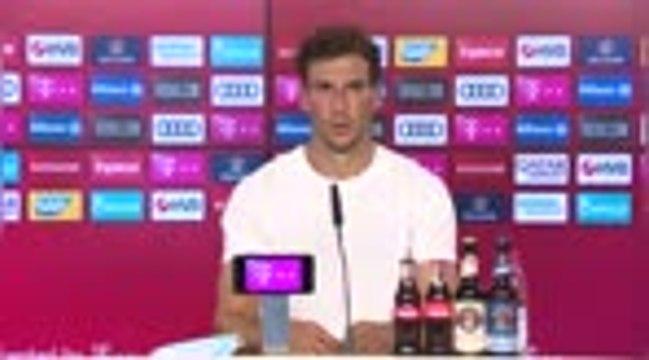"""Bayern - Goretzka : """"Les discussions entre Alaba et le club ne nous affectent pas"""""""