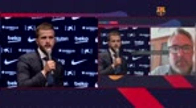 """Barça - Pjanic : """"Je ne pouvais quitter la Juventus que pour Barcelone"""""""