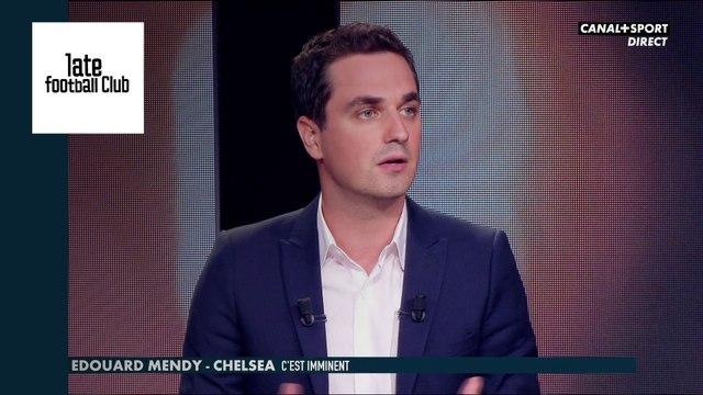 Edouard Mendy, du chômage à Chelsea