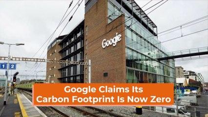 Google's Environmental Statement