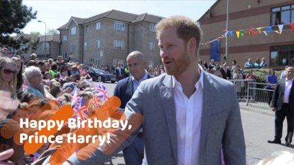 Prince Harry's Bday