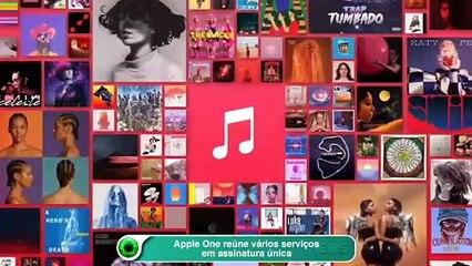Apple One reúne vários serviços em assinatura única