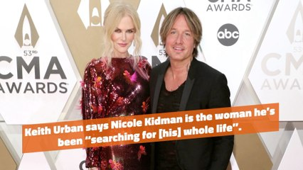 Keith Urban Has True Love