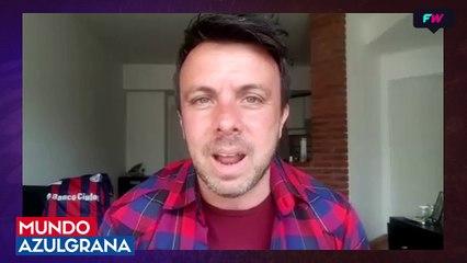 ¡Mundo Azulgrana TV junto a Walter Erviti!