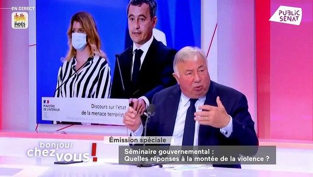 09.09.2020 - Gérard Larcher est l'invité de la matinale de Public Sénat.