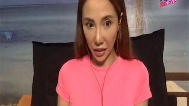 Kapuso Showbiz News: Kumusta si Maureen Larrazabal matapos mag-positibo sa COVID-19?