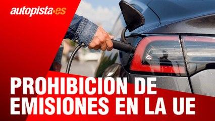 ¿Prohibida la venta de coches diésel, gasolina e híbridos en la UE desde 2028?