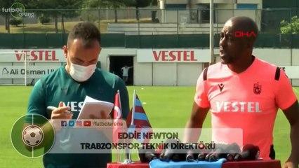 """Eddie Newton: """"Afobe ligde iş yapabilecek yetenekte"""""""