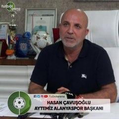 """Hasan Çavuşoğlu: """"Avrupa Ligi'nde hedefimiz gruplara kalmak"""""""