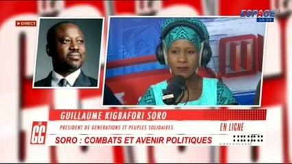 Guillaume Soro fâché avec le président Alassane Ouattara