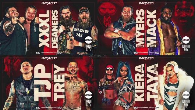 IMPACT Wrestling 15 September 2020 Full Show Highlights