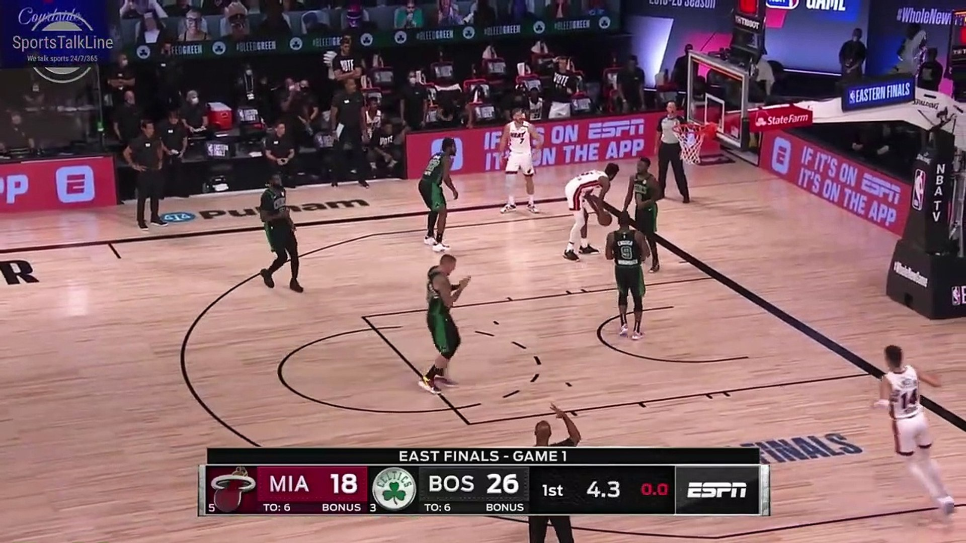 Heat vs Celtics HIGHLIGHTS Full Game + OT NBA Playoff Game 1 - video  dailymotion