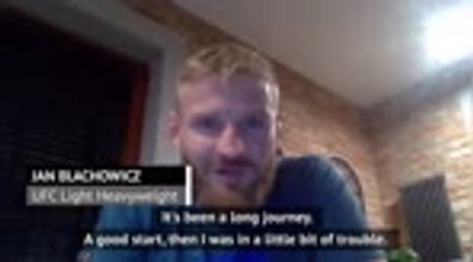 MIXED MARTIAL ARTS: UFC 253: A dream come true - Blachowicz on UFC 253 title fight