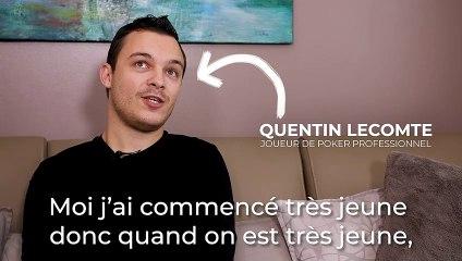 Quentin Lecomte répond aux idées reçues sur le poker
